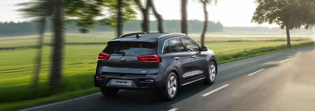 The Kia e-Niro from £30,395 (After PiCG*)