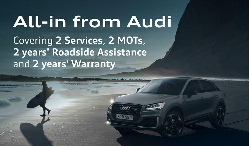 All-in From Audi