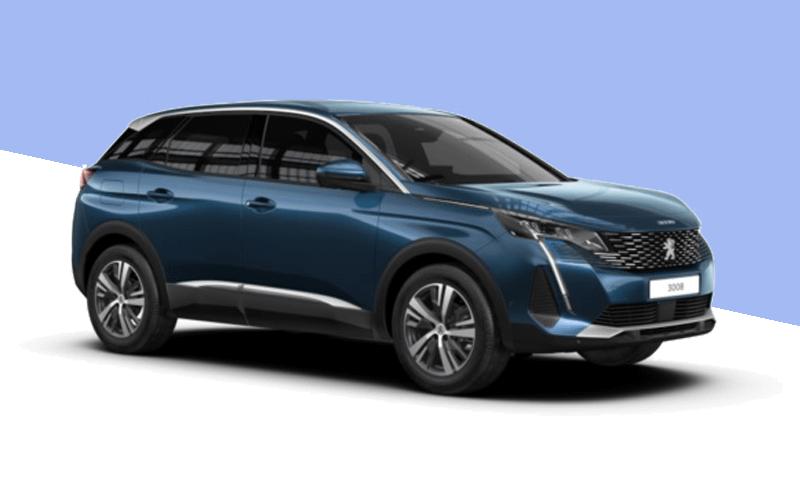 Peugeot 3008 Hybrid Offer