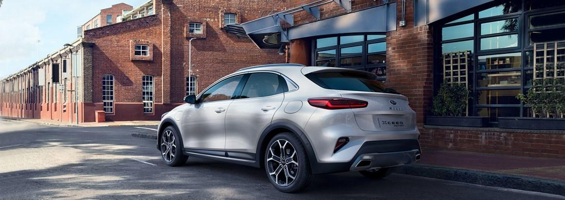 The XCeed Plug-In Hybrid from £30,905