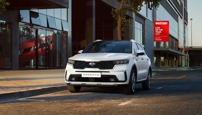 New Sorento PHEV 4.9% PCP Offer With £1000 Finance Deposit Contribution
