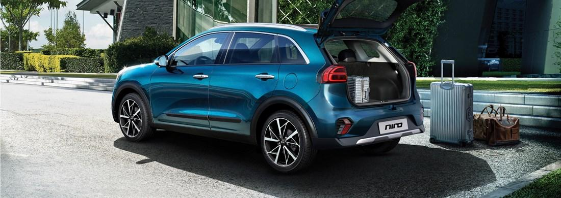 The Niro Self-Charging Hybrid from £25,405