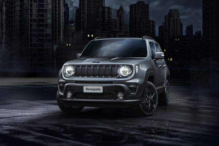 Head To The Dark Side With Jeep Renegade And Compass Night Eagle