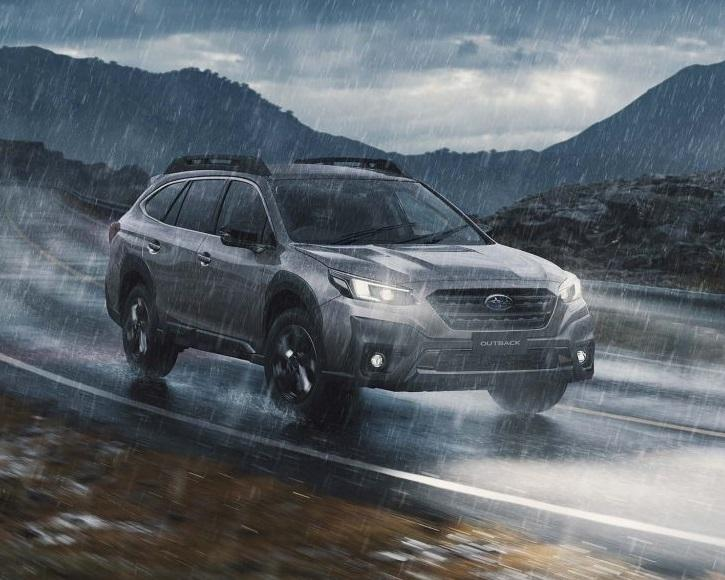 Subaru All-New Outback at Simpsons Cars