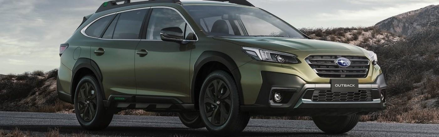 The Subaru All-New Outback