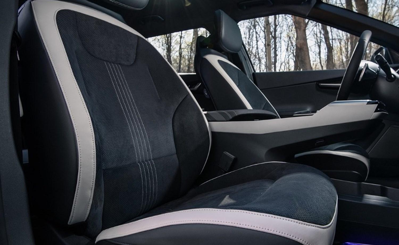 EV6 seats