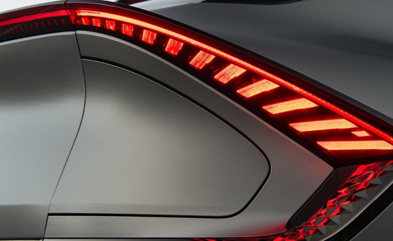 EV6 lights