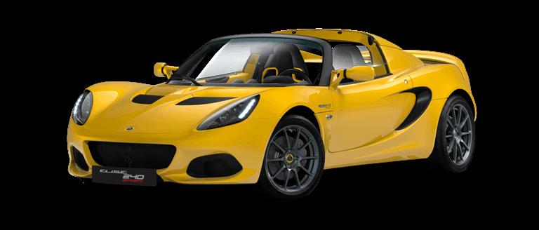 Lotus Elise Sport 240