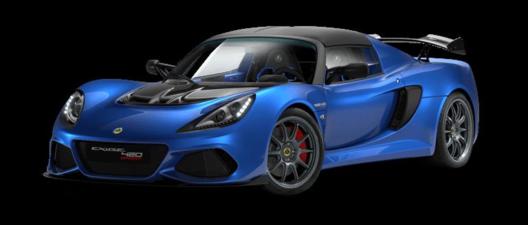 Lotus Exige Sport 420