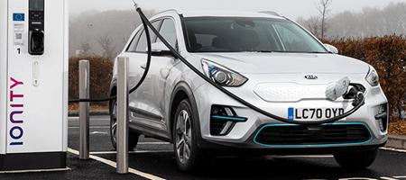 Electric Car Public Charging