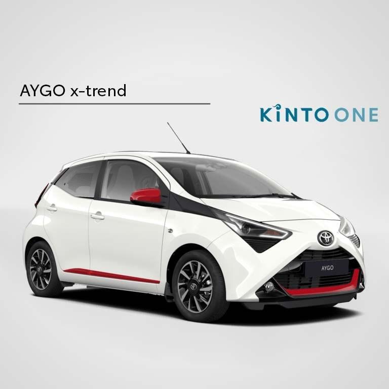 AYGO x-trend