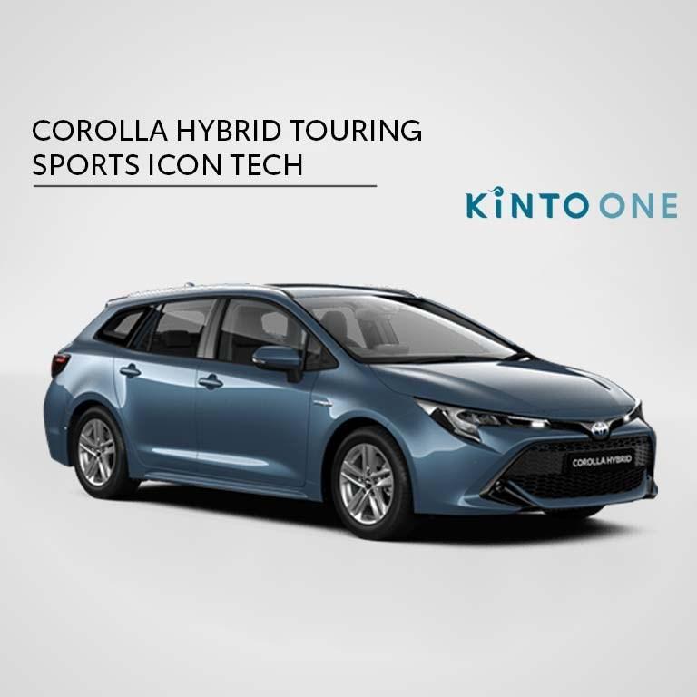 Corolla Hybrid Touring Sports Icon Tech