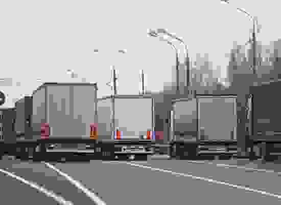 HGV drivers face revised penalties for people smuggling