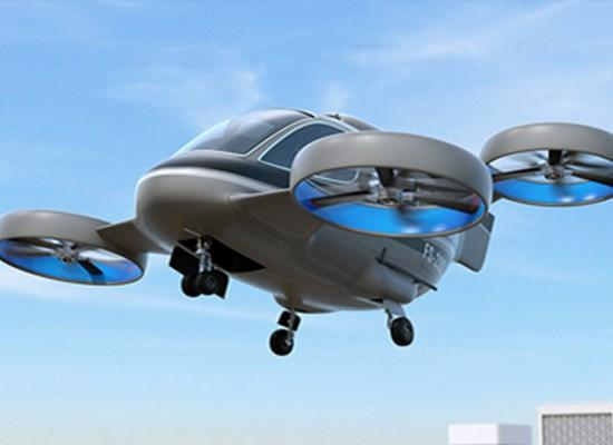 Government backs infrastructure for air taxis