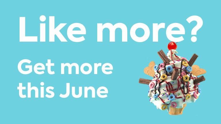 MG Get More June