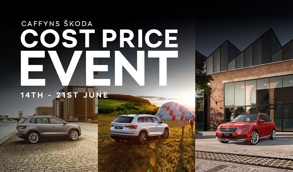 Cost Price Event