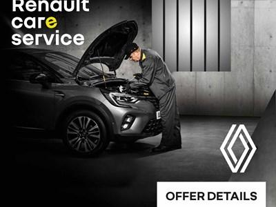 Renault - Essential / Fixed Price Servicing