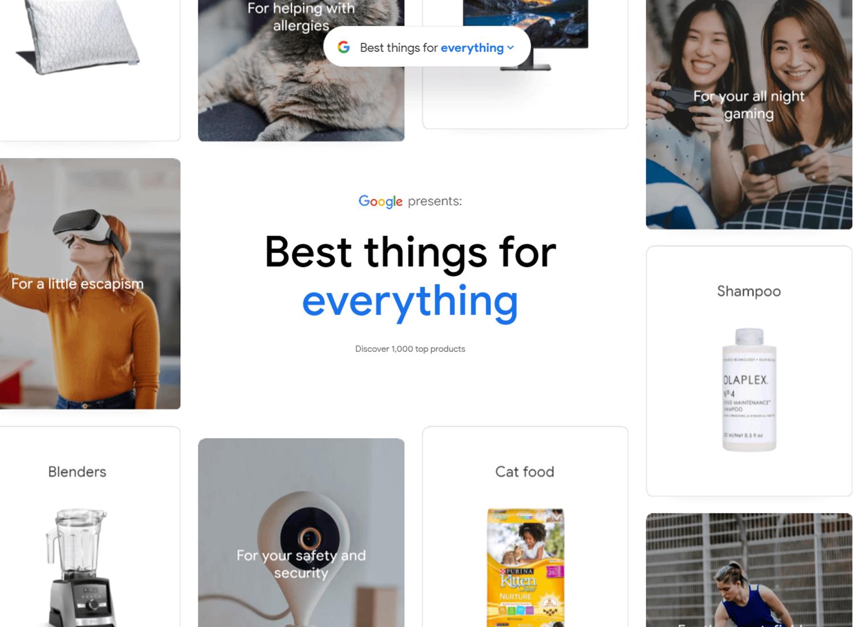 Best Things site