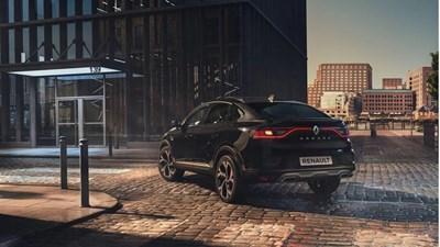 Renault Arkana Motability Offers