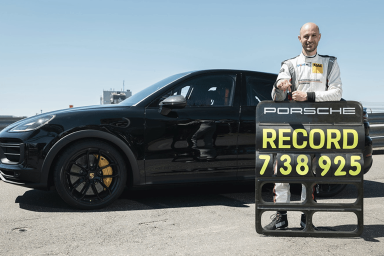 The Porsche Cayenne Is Back To Being The Fastest SUV On The Nürburgring