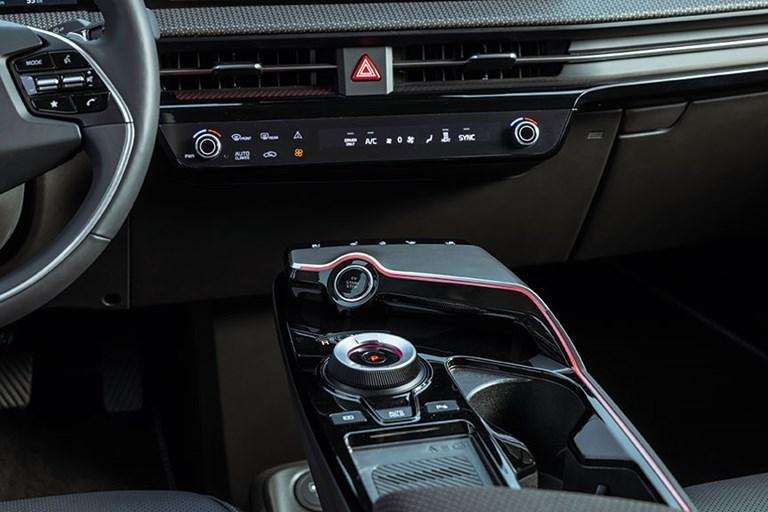 Kia EV6 offers outstanding level of usability