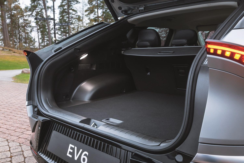 EV6 boot