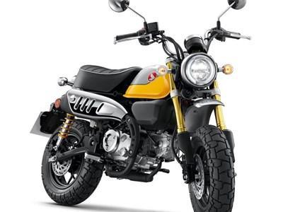 Honda Motorcycles - 2022 Monkey 125