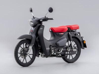 Honda Motorcycles - 2022 Super Cub 125