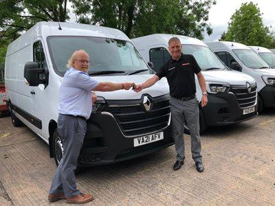 Startin Group Worcestershire Have Teamed Up With Another Local Business