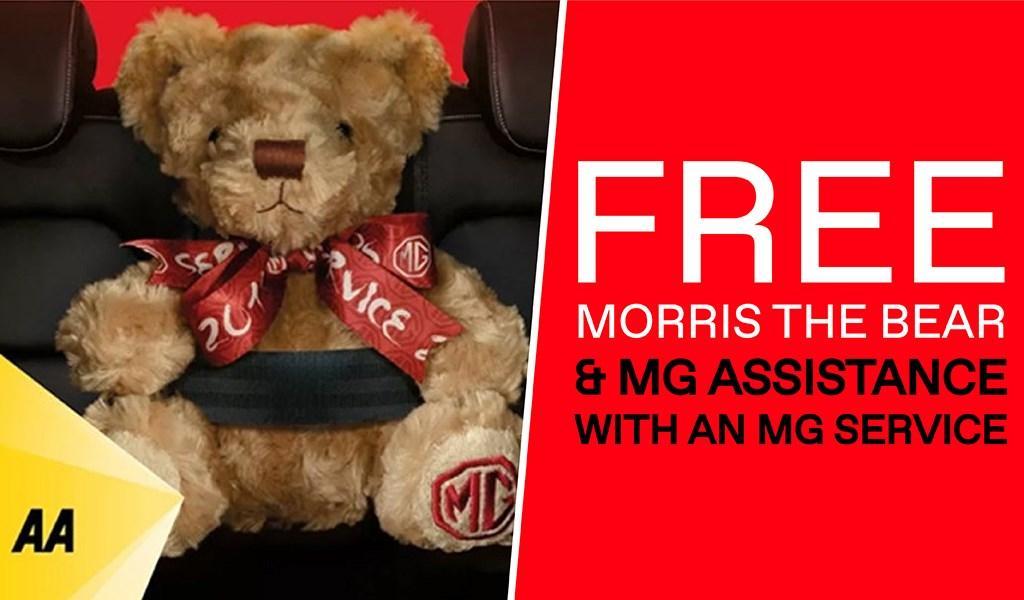MG Morris The Bear