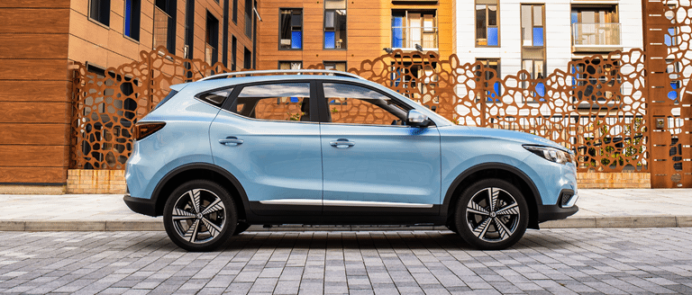 MG ZS EV Exclusive Business Offer