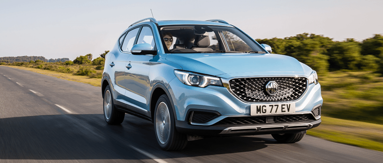 MG ZS EV Excite Business Offer