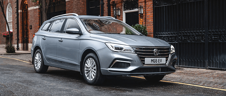 MG5 EV Exclusive Business Offer