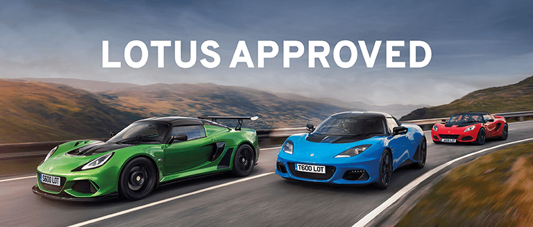 Lotus Approved