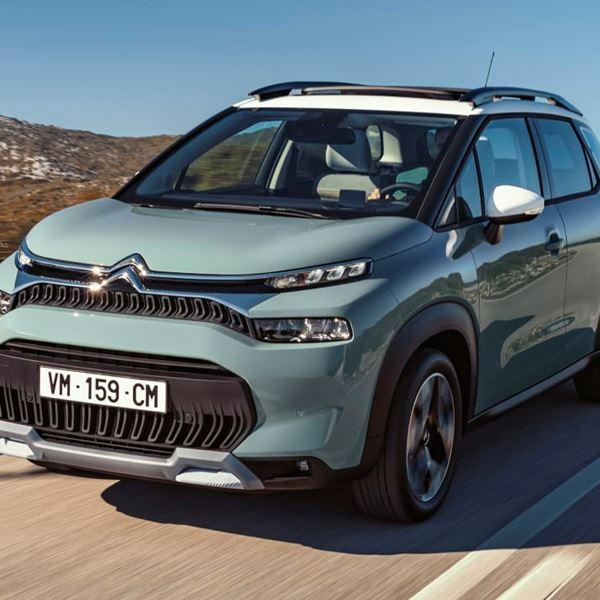 C3 Aircross SUV Facelift