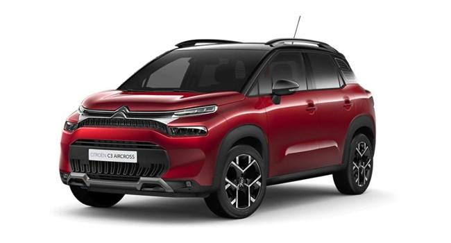 C3 Aircross SUV Facelift at Sherwoods