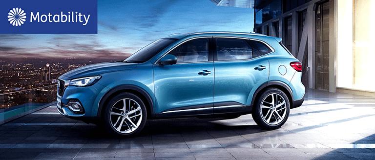 MG HS Plug-in Hybrid Motability Offers