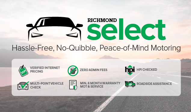 Richmond Select Banner