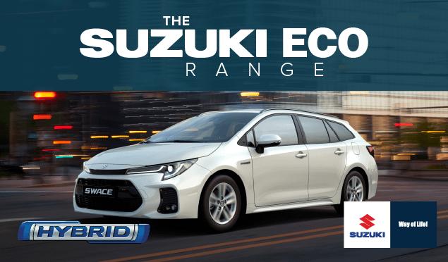Suzuki ECO Range Banner