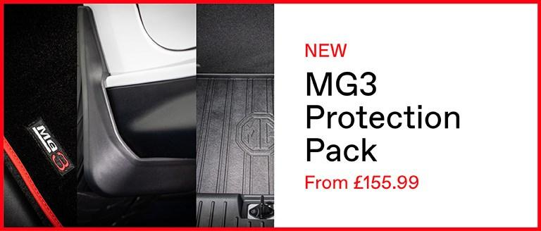 New MG3 Protection Pack