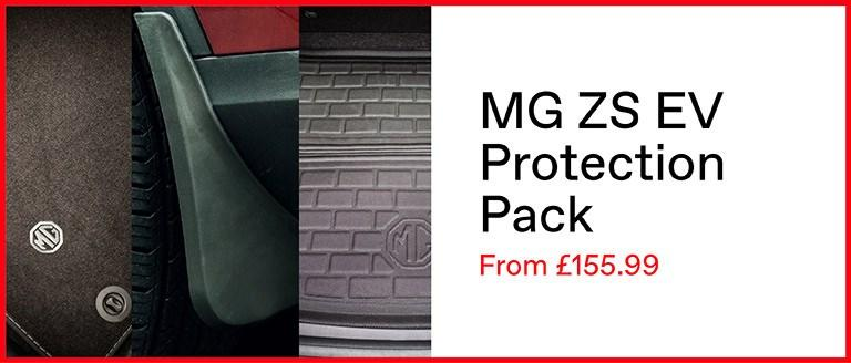 MG ZS EV Protection Pack