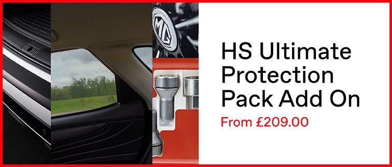 MG HS Ultimate Protection Pack Add On