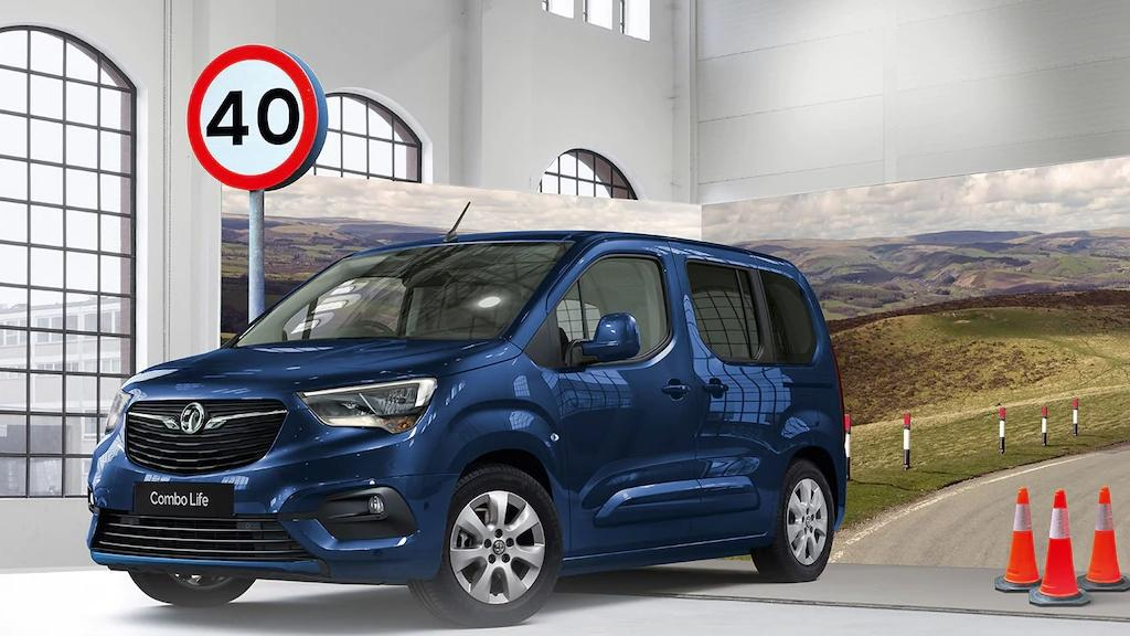 Vauxhall Combo Life Energy Motability