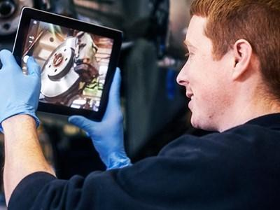 Video Vehicle Health Check
