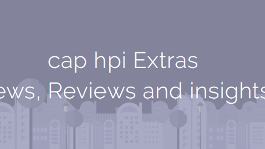 KPI and Measurability Advice on the CAP Extras Site