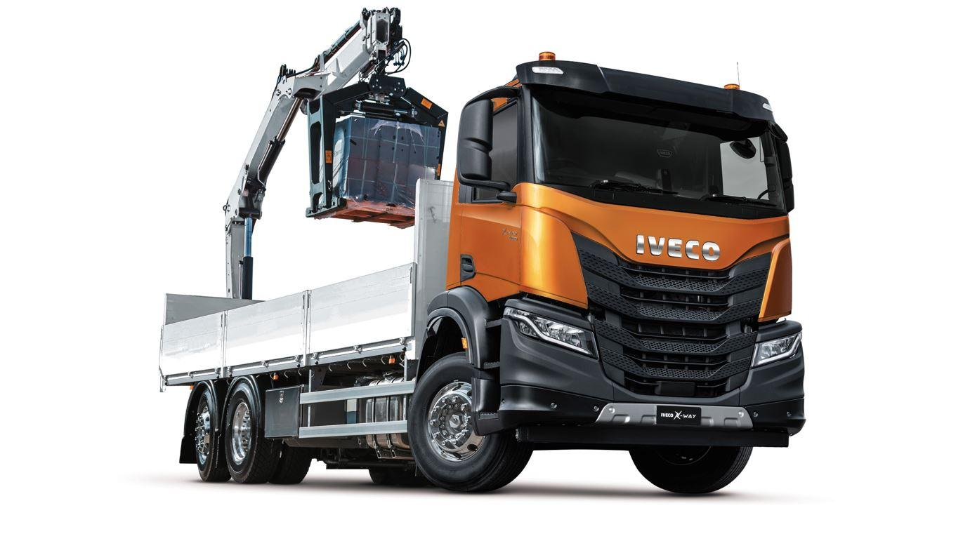 New IVECO X-WAY Tour coming to North East Truck and Van