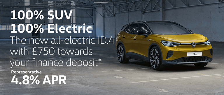 New Volkswagen ID.4 Finance Offer