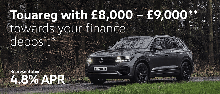 Volkswagen Touareg Finance Offer