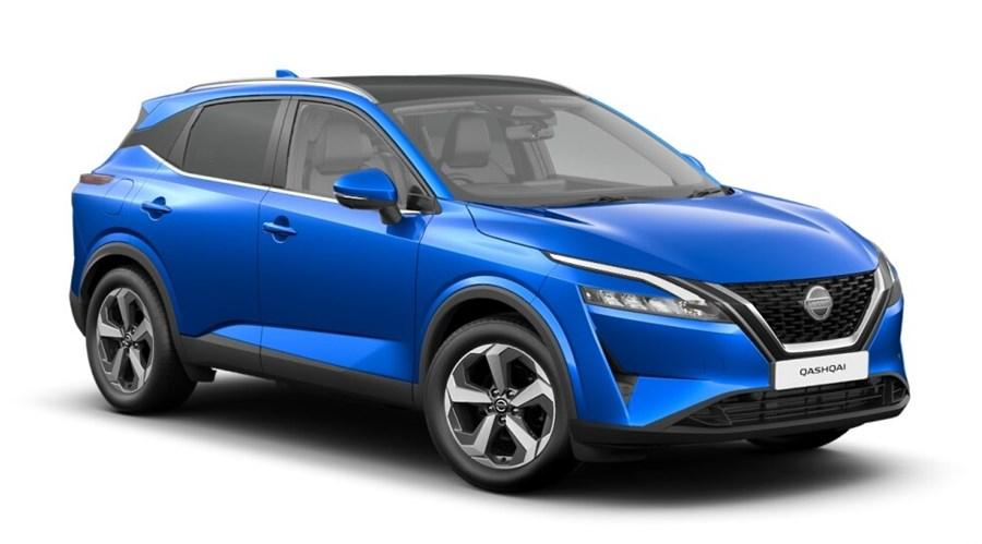 All-New Nissan Qashqai N-Connecta with Glass Roof Mild Hybrid
