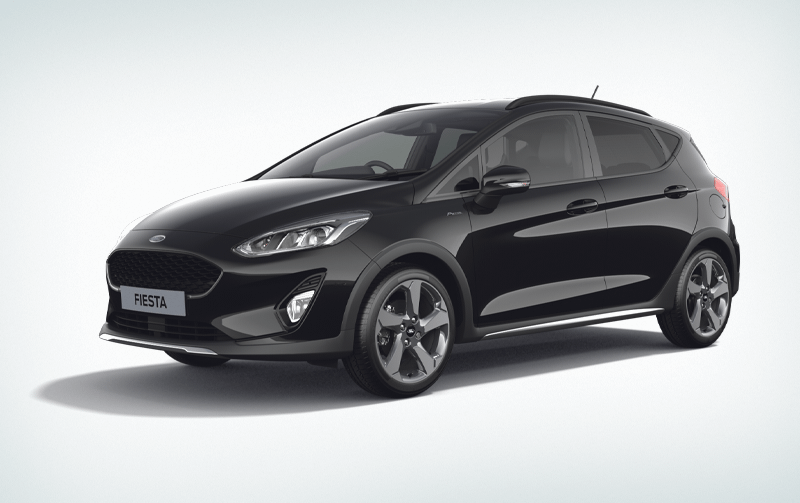 Ford Fiesta Active mHEV | £200pm